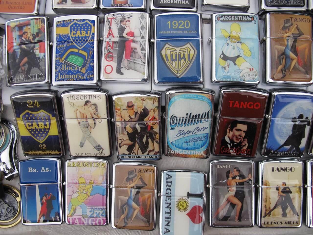 Buenos Aires Tango souvenir-