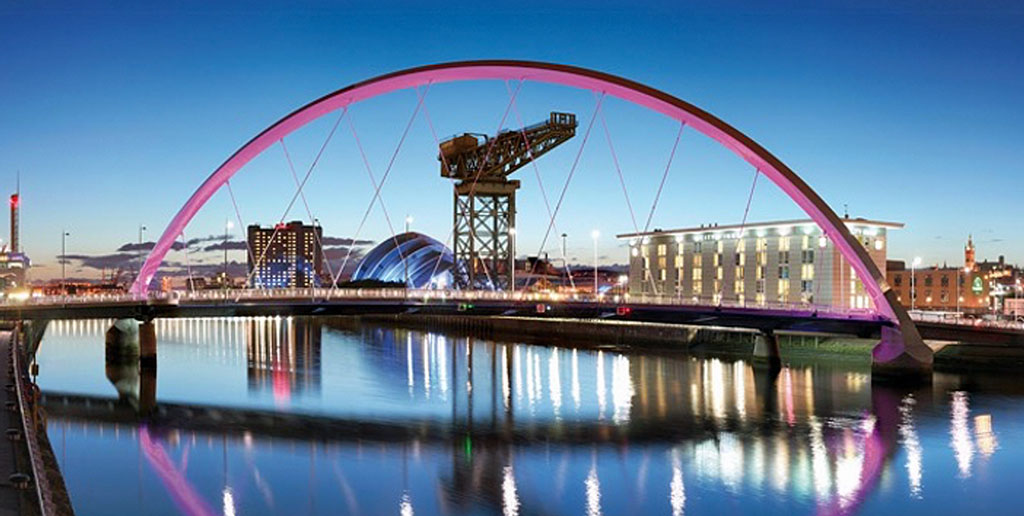 Schotland-brug