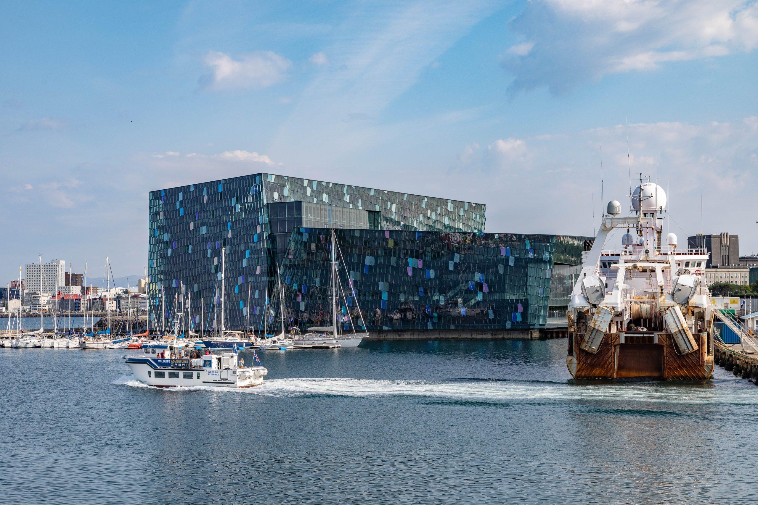 Opera House Reykjavik